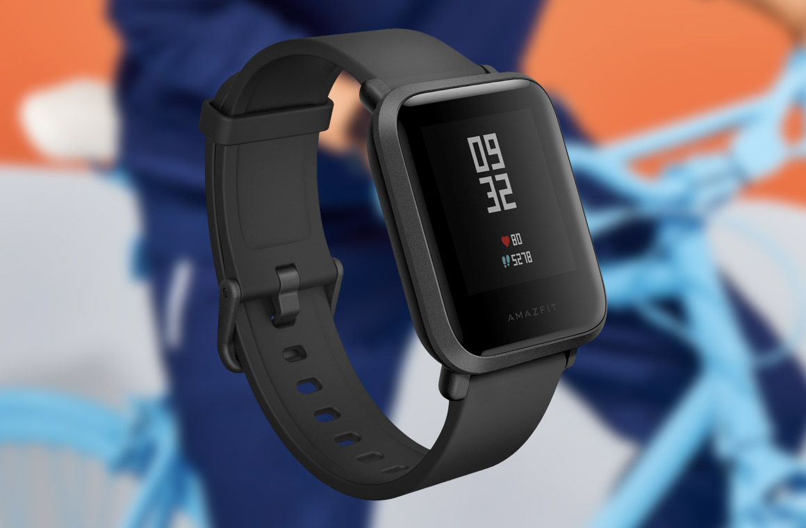 Review of Amazfit Bip: dancing with a tambourine at an