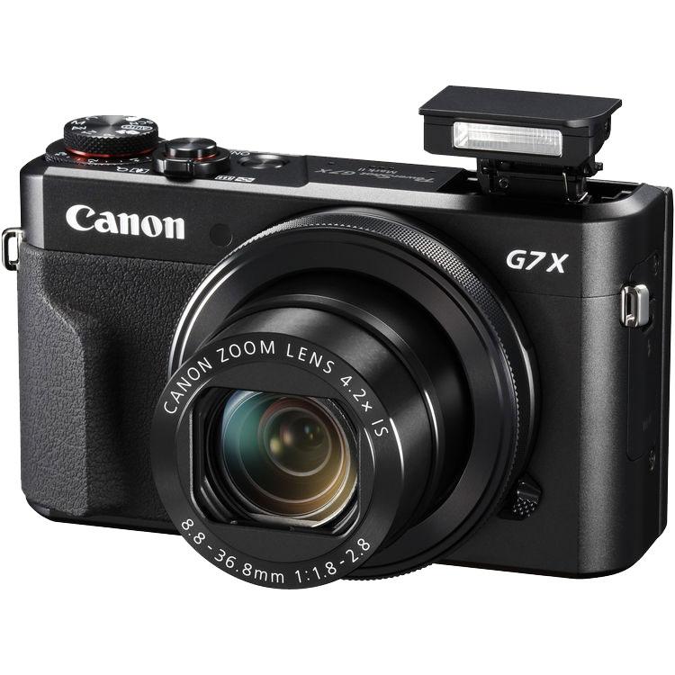 Canon Power Shot G7 X Mark II Camera