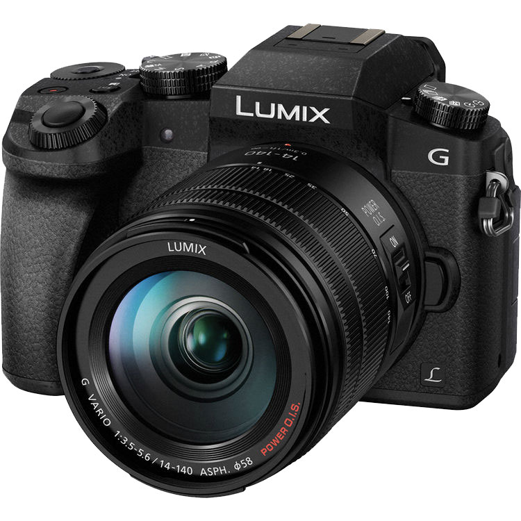 Panasonic Lumix G7 camera