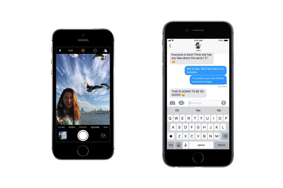 iOS 12 speed