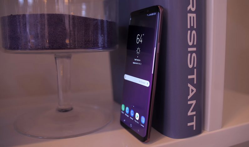 Samsung Galaxy S9 color, what to choose: black, purple, blue or gray