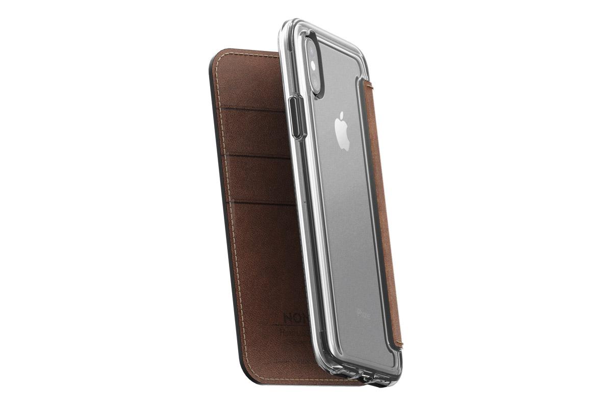 Leather case Nomad