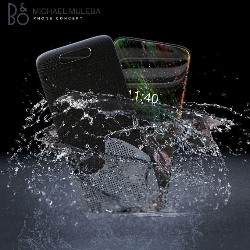 smartphone Bang & Olufsen G1