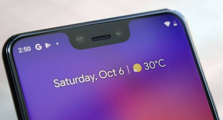 Sales of Google Pixel 3 XL started